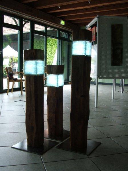 Objekte for Led holzlampe
