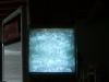 Holzlampe R. LED